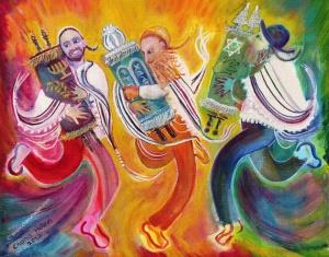 simhat dance